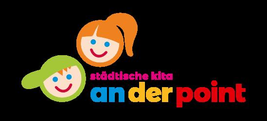 Website der städtischen Kindertagesstätte an der Point in Sulzbach-Rosenberg.